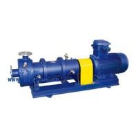 CQB-G型高温保温泵(多重循环冷却结构)