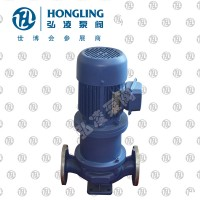 CQB-L型立式无泄漏磁力管道泵