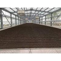 煜林枫太阳能污泥干燥降低污泥含水率