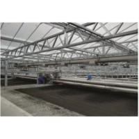 煜林枫太阳能污泥干化温室高效环保