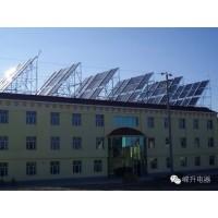 太阳能集热工程、空气源热泵、污水处理设备等